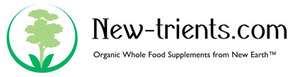 Organic Raw Whole Food Supplements